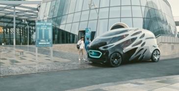 Mercedes-Benziltä uusi liikkumiskonsepti