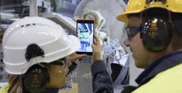 Stora Enso hyödyntää VR- ja AR-todellisuutta tehtaillaan