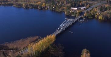 Jännevirran silta avataan tänään