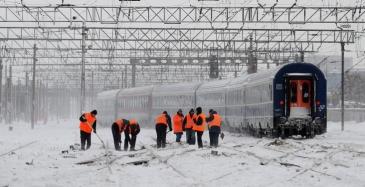 Matkustajat aiempaa tyytyväisempiä rautateihin Euroopassa