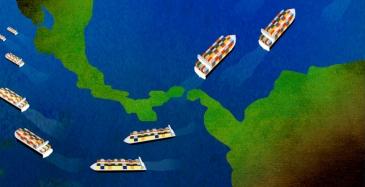 Maailmankaupan käytävillä ennätysvilkasta