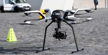 Drone-lennokkien eurooppalainen verkosto käyntiin