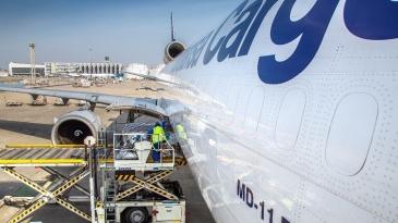Lufthansa Cargo teki huipputuloksen