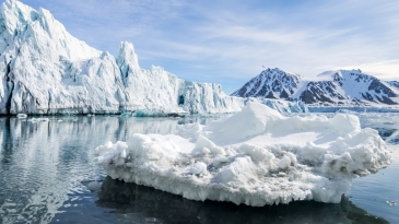 Kisa arktisen merireitin herruudesta kiihtyy