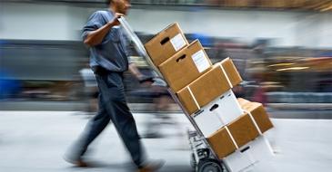 Matkahuollon pakettivirta kasvoi 20 prosenttia