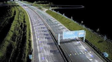 HERE 360: Autonomisia autoja kehitetään vakuumissa