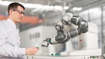 Ennakkoluulot jarruttavat robottien hankintaa