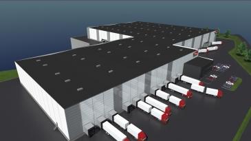 Lehto rakentaa Keravalle ison logistiikkakeskuksen