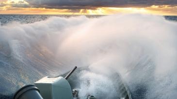 Saab toimittaa järjestelmiä Suomen ohjusveneisiin
