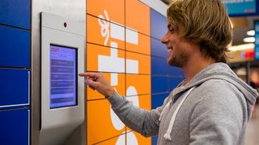 Postille tuhat uutta pakettiautomaattia