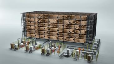 Swisslog rakentaa dm-drogerie marktin logistiikkakeskuksen
