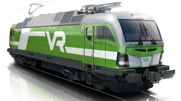 Ensimmäiset Vectronit jo VR:n käytössä
