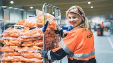 Posti vahvistaa asemiaan elintarvikelogistiikassa