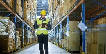 Sähköinen tieto vauhdittaa tavaravirtojen ohjailua