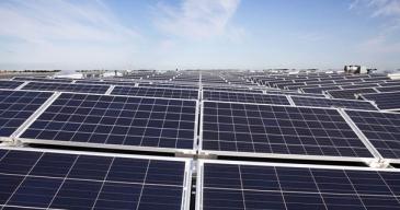 Aurinkovoimalat 30 Tokmanniin