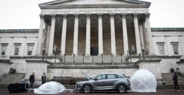 Hyundai ja BTIRDI kehittävät polttokennoautoa