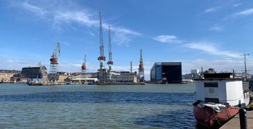 Helsingin telakka sai risteilijätilauksen