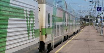 Helsinki–Turku-radan hankearvio valmistui