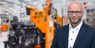 AGCO Powerin toimitusjohtajan Juha Tervalan mukaan tehtaalla on käynnissä myös historiansa suurin uudistushanke.