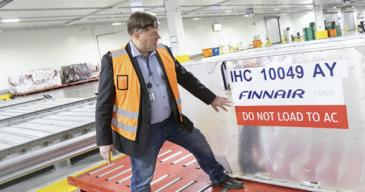 KTM Ari Soinola siirtyy Nurminen Logisticsille Finnair Cargolta, jossa hän on toiminut kehitysjohtajana.