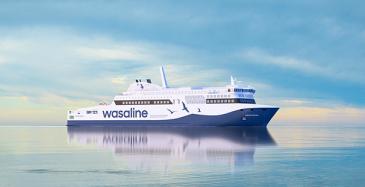 Toukokuussa 2021 valmistuva Aurora Botnia on suunniteltu erityisesti Merenkurkun liikenteeseen.