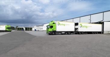 Viime vuonna Bring Frigo yltinoin 240 miljoonan euron liikevaihtoon ja koko yhtiössä oli 900 työntekijää.