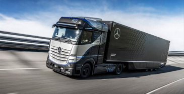 Shell ja Daimler vety-yhteistyöhön