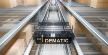 Keskolle Dematicin tuotekeruujärjestelmä