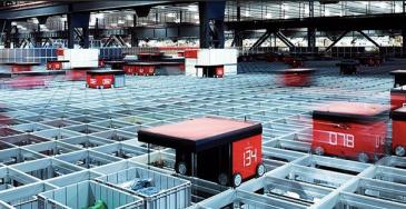 Norjalainen AutoStore on maailman nopeimmin kasvava varastoautomaatiojärjestelmä.
