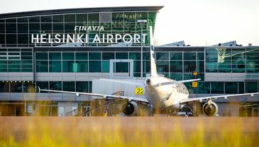 Finavia käynnistää Helsinki-Vantaan terminaali 2:n lähtö- ja tuloaulojen muutostyöt vuoden etuajassa.