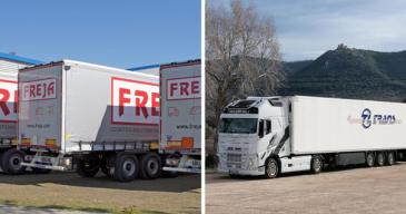 """""""FREJA on hyvä koti TL Transin toiminnalle ja pääsemme jatkamaan asiakkaidemme palvelemista vielä laajemmilla kuljetusratkaisuilla"""", TL Transin toimitusjohtaja Jörgen Byskata sanoo."""