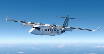 HeartAerospace kehittää parhaillaan yhdeksäntoista matkustajan ES-19–sähkölentokonetta, jonka sähköinen kantama on 400 km.