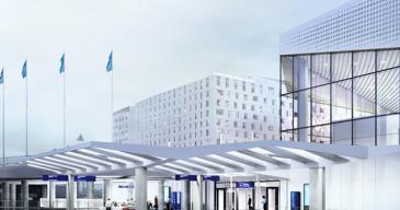 Helsinki-Vantaan kehitysohjelma on edennyt suunnitelmien mukaan, ja lentoaseman laajennus on valmistumassa muutaman vuoden sisällä.