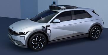 Hyundai tuo robottitaksin myyntiin jo vuonna 2023