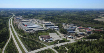 Suunniteltu logistiikkakeskuksen rakentaminen tapahtuisi Keskon mukaan vaiheittain tämän ja osin seuraavan vuosikymmenen aikana.