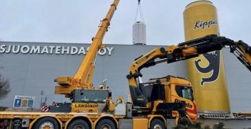 Laitilan Wirvoitusjuomatehdas nostaa tuotantoaan