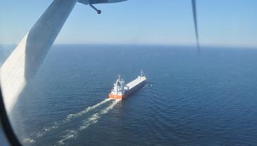 Laivojen hiukkaspäästöt vastaavat ihmistoiminnan päästöjä mantereilla
