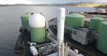 Wärtsilältä Norjaan maailman suurin BioLNG-tuotantolaitos