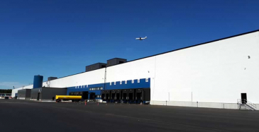 Logitri työllistää Tuusulassa 150 logistiikka-alan ammattilaista.
