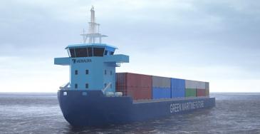 Meriaura Group pilotoi hiilineutraalia konseptia
