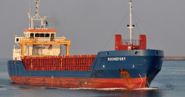 Meriaura kastaa Rochefortin uudelleen ja alus saa nimekseen Helena VG.
