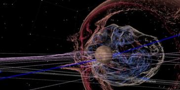 BepiColombo tutkii Merkuriusta ja sen avaruussäätä