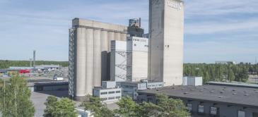Hankkija on Suomen suurin teollisten eläinrehujen valmistaja.
