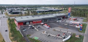 Bromanin Motonet laajenee Ruotsiin