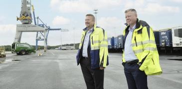 Turun Satama suunnittelee laivalinjan avaamista Puolan Gdyniaan