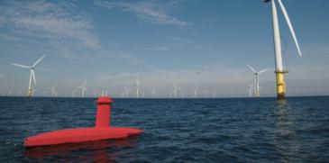 iXblue kehitti merten dronen eli DriX-aluksen