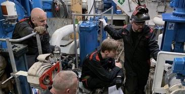 Langh Tech kehitti painovesien puhdistuslaitteen