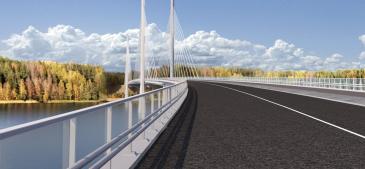Allianssi uudistaa Kirjalansalmen ja Hessundin suuret sillat