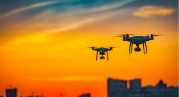 Droneille kehitteillä näköaistia jäljittelevä konenäkö