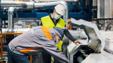 Wärtsilä testaa vedyllä ja ammoniakilla toimivia moottoreita